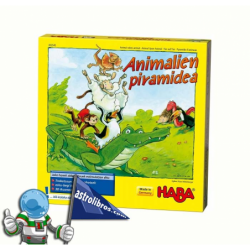 ANIMALIEN PIRAMIDEA. MAHI JOKO
