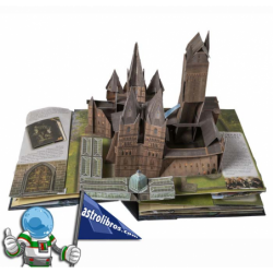 HARRY POTTER: LA GUÍA POP-UP DE HOGWARTS