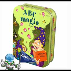 ABC MAGIA , ALFABETOKO HIZKIAK