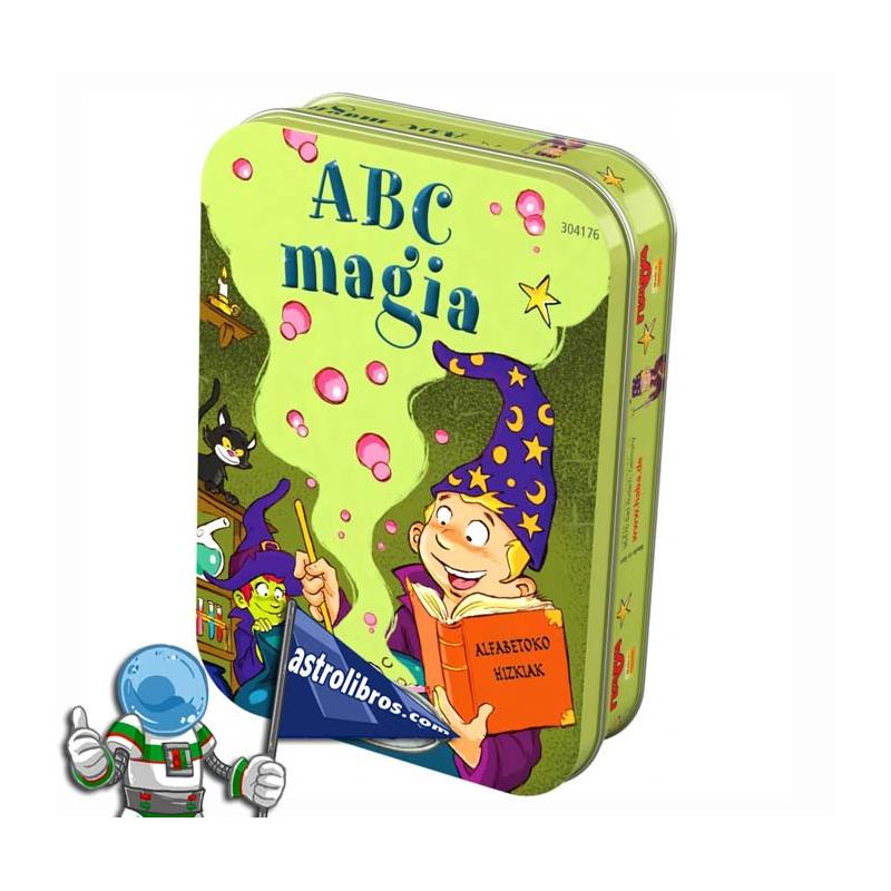 ABC MAGIA. ALFABETOKO HIZKIAK