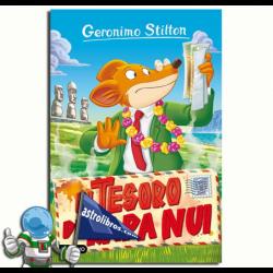 EL TESORO DE RAPA NUI. GERONIMO STILTON 73