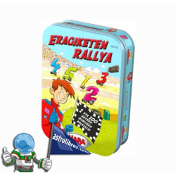 ERAGIKETEN RALLYA , 1 ETA 100 ARTEKO BURUZKO KALKULUA