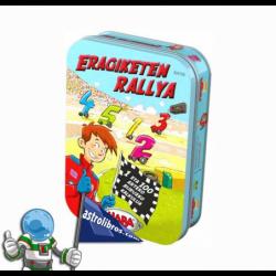 ERAGIKETEN RALLYA. 1 ETA 100 ARTEKO BURUZKO KALKULUA