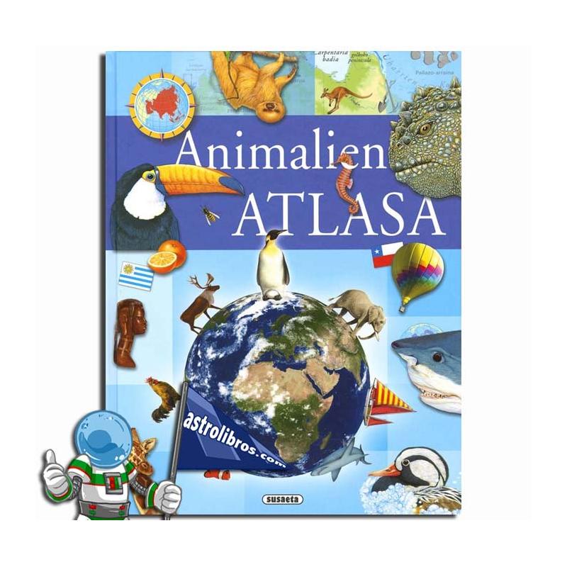 ANIMALIEN ATLASA