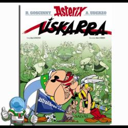 LISKARRA. ASTERIX EN EUSKERA 15