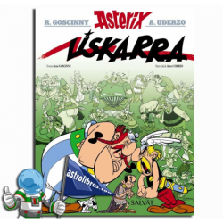 LISKARRA , ASTERIX EN EUSKERA 15
