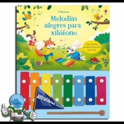 MELODÍAS ALEGRES PARA XILÓFONO