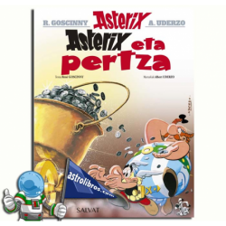 ASTERIX ETA PERTZA , ASTERIX EN EUSKERA 13