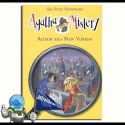 AGATHA MISTERY 14 EUSKERA. ALTXOR BILA NEW YORKEN