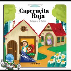 CAPERUCITA ROJA , CUENTOS CLÁSICOS CON MECANISMOS