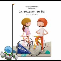 LA EXCURSIÓN EN BICI , EMOCIONES 12 , LA FRUSTRACIÓN