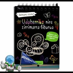 UDABERRIKO NIRE ZIRRIMARRA-LIBURUA