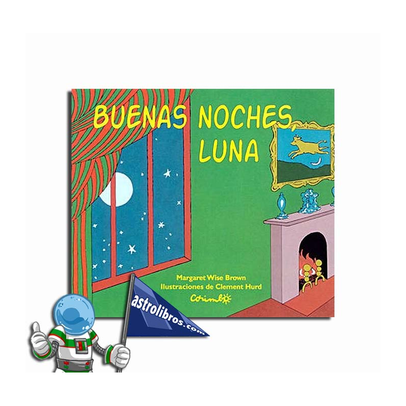 BUENAS NOCHES LUNA, EDICIÓN CARTÓN