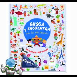 BUSCA Y ENCUENTRA PARA LOS MAS PEQUEÑOS ALREDEDOR DEL MUNDO