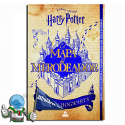 HARRY POTTER , EL MAPA DEL MERODEADOR
