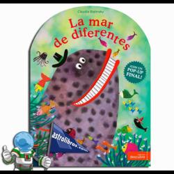 LA MAR DE DIFERENTES , COLECCIÓN DESCUBRE