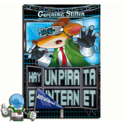 HAY UN PIRATA EN INTERNET. GERONIMO STILTON 74
