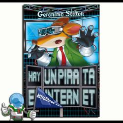 HAY UN PIRATA EN INTERNET | GERONIMO STILTON 74