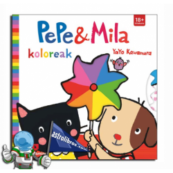 PEPE & MILA , KOLOREAK