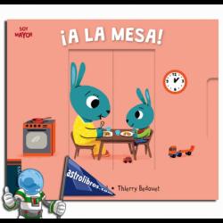 ¡A LA MESA! SOY MAYOR 8
