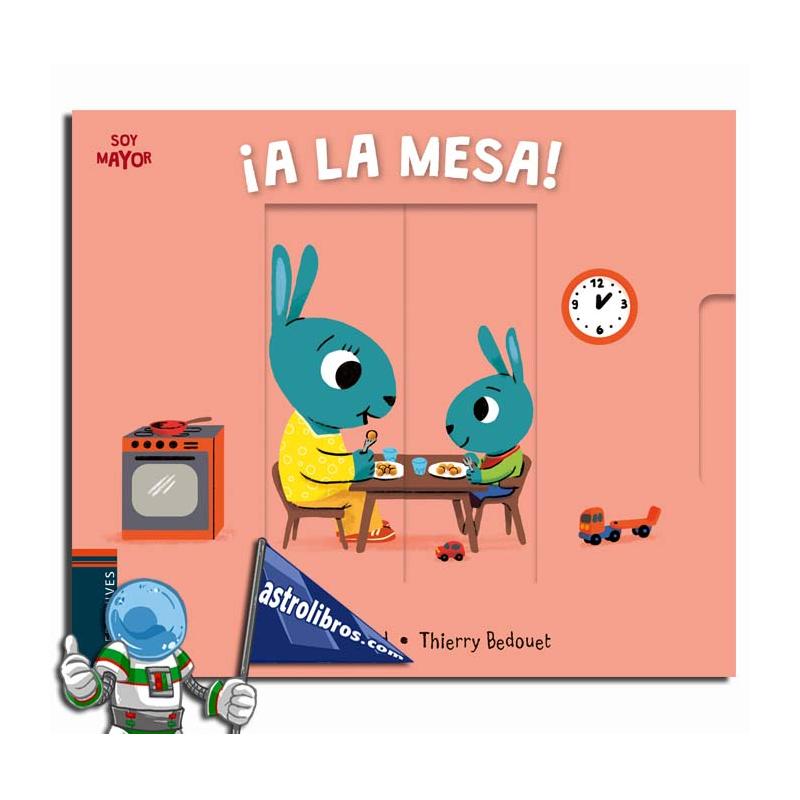 A LA MESA. SOY MAYOR 8