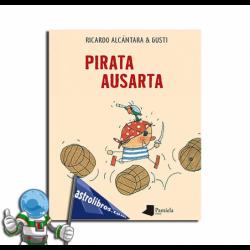PIRATA AUSARTA , LETRA LARRIZ