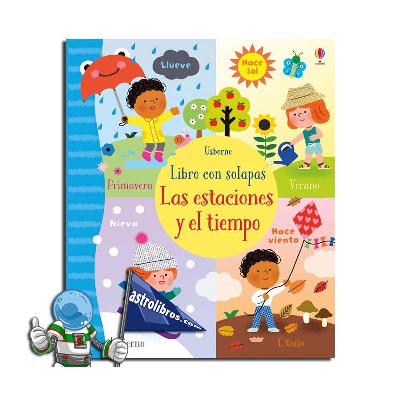 LAS ESTACIONES Y EL TIEMPO | LIBURU AZAL-HEGALEKIN