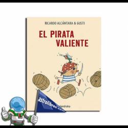 EL PIRATA VALIENTE | LETRA MAYÚSCULA