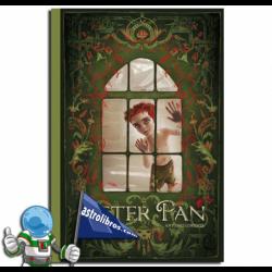 PETER PAN | LIBURU IRUDIZTATUA