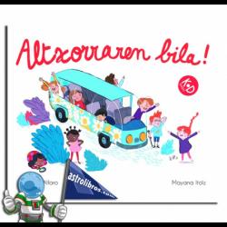 ALTXORRAREN BILA! (+CD)