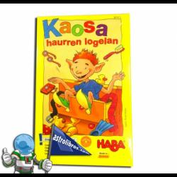 KAOSA HAURREN LOGELAN , JOKO HABA