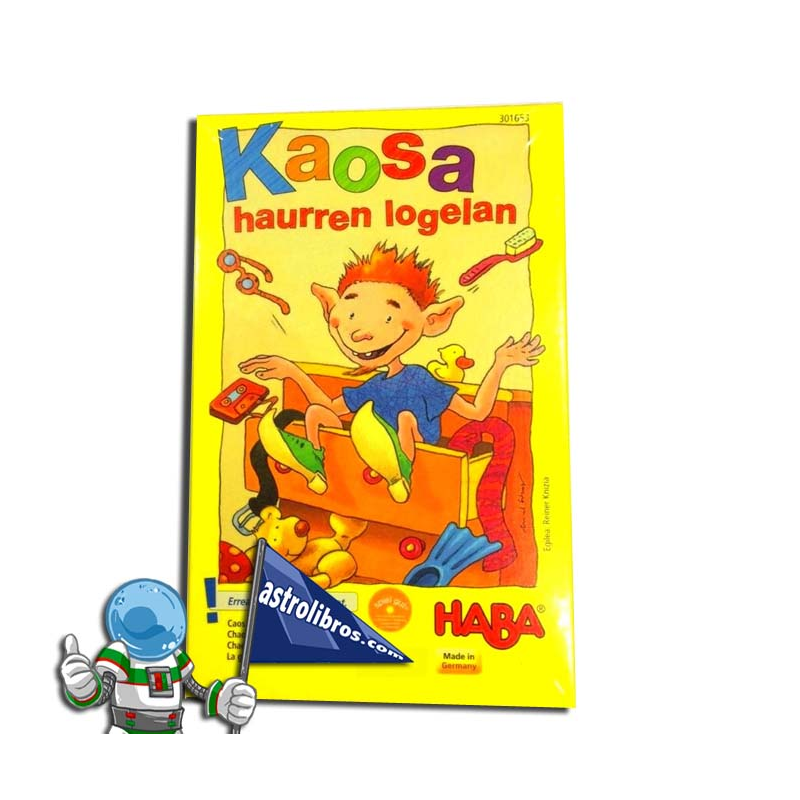 KAOSA HAURREN LOGELAN. JOKO HABA