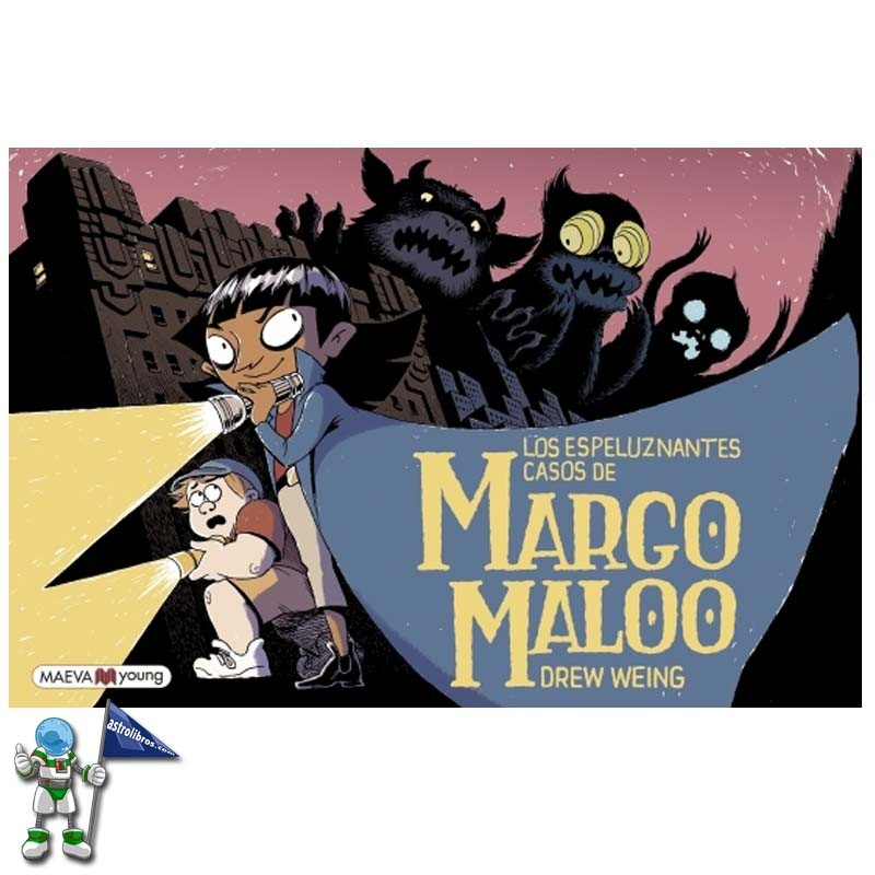 LOS ESPELUZNANTES CASOS DE MARGO MALOO 1