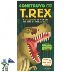 CONSTRUYO UN T.REX |...