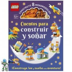 CUENTOS PARA CONSTRUIR Y SOÑAR , LIBROS LEGO