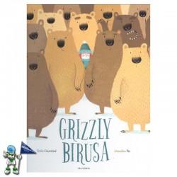 GRIZZLY BIRUSA , HAURRENTZAKO ALBUMAK