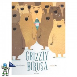 GRIZZLY BIRUSA |...