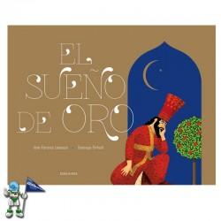 EL SUEÑO DE ORO | LIBRO POP-UP