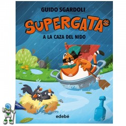 SUPERGATA 4 | A LA CAZA DEL...