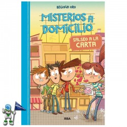 MISTERIOS A DOMICILIO 5 |...