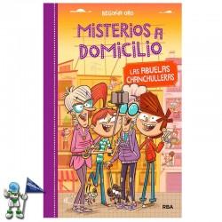 LAS ABUELAS CHANCHULLERAS , MISTERIOS A DOMICILIO 3