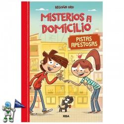 PISTAS APESTOSAS , MISTERIOS A DOMICILIO 1