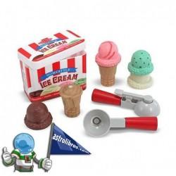 Juego de helado infantil