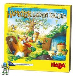 HAMSTER LAGUN TALDEA , MAHI JOKO HABA