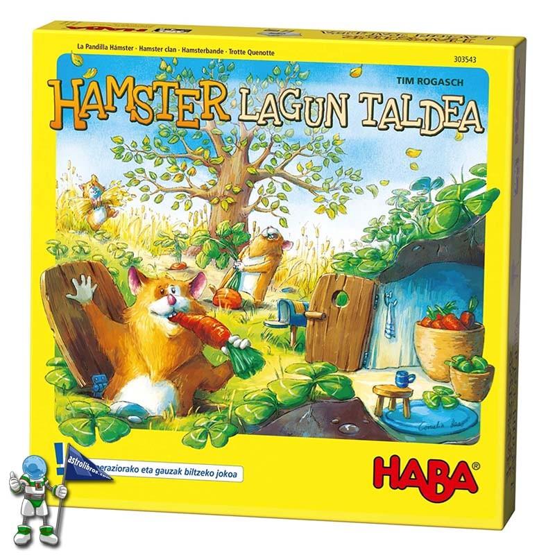 HAMSTER LAGUN TALDEA, MAHI JOKO HABA