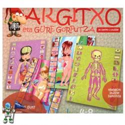 ARGITXO ETA GURE GORPUTZA |...