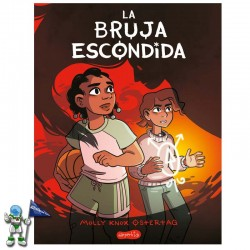 LA BRUJA ESCONDIDA , EL NIÑO BRUJO 2
