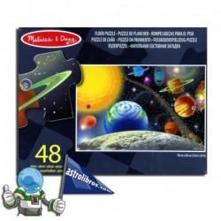 Puzzle Planetas infantil (48 piezas)