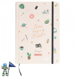 AGENDA BULLET MR WONDERFUL
