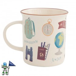 TAZA LOVELY STREETS LET´S...